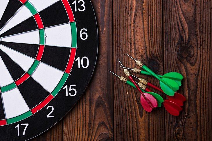 best value steel tip darts