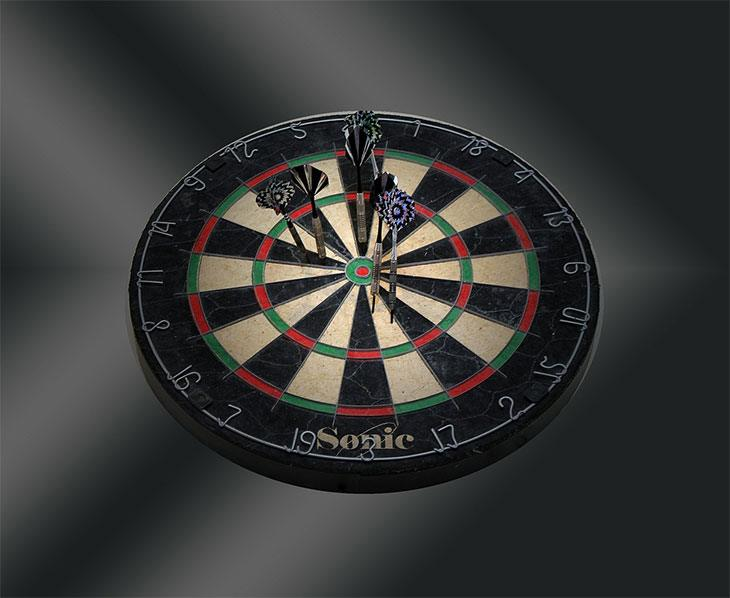 Taking Care of Your Dartboard