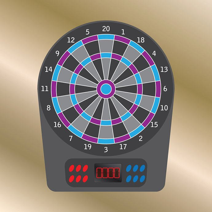 best electronic dartboard 2019
