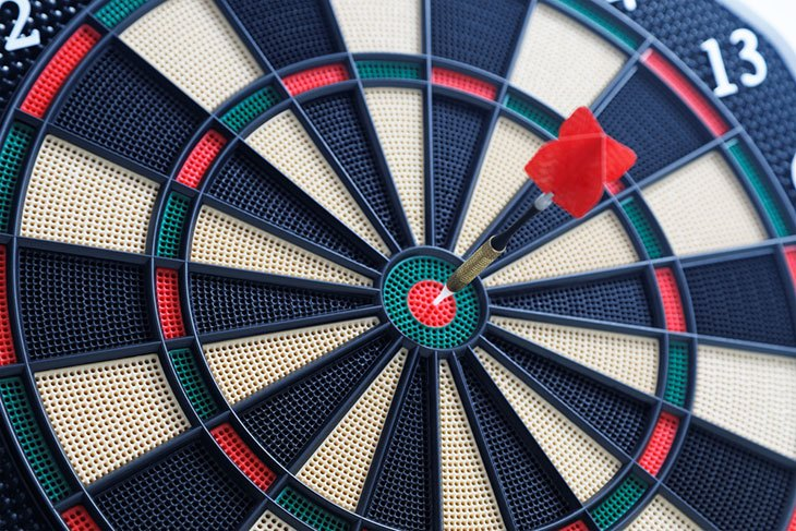 best electronic dart board brand