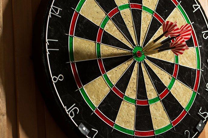 dart rules 501