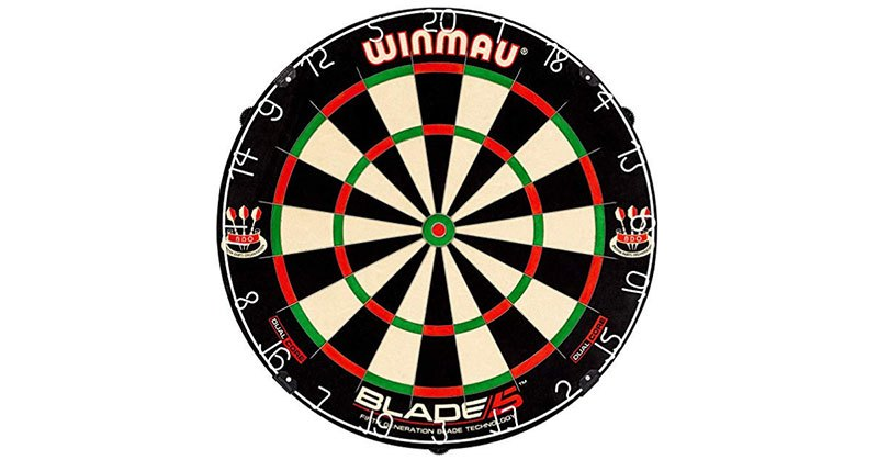 Winmau Blade 5 review