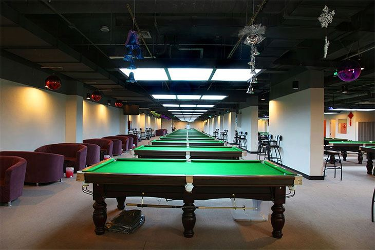 the best billiard tables