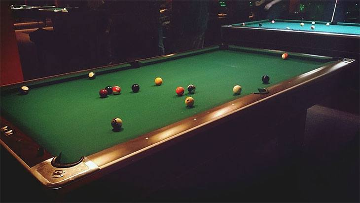 best billiard tables brands