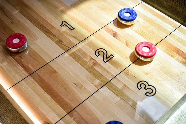 best shuffleboard table brands