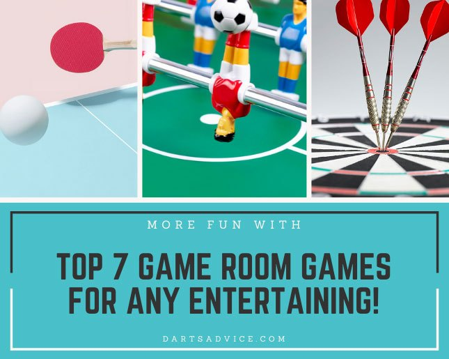 7 Game Room Games