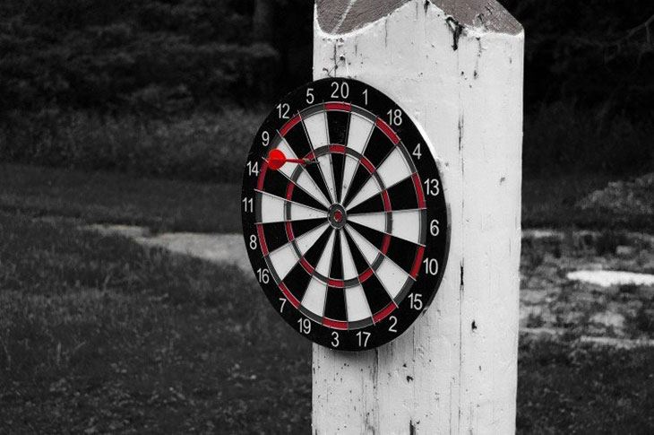 outdoor dartboard amazon