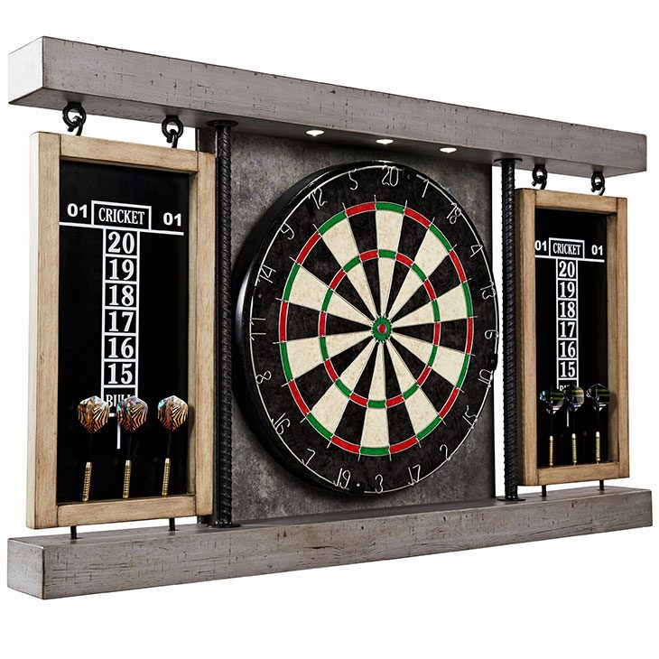 best way to protect wall from darts