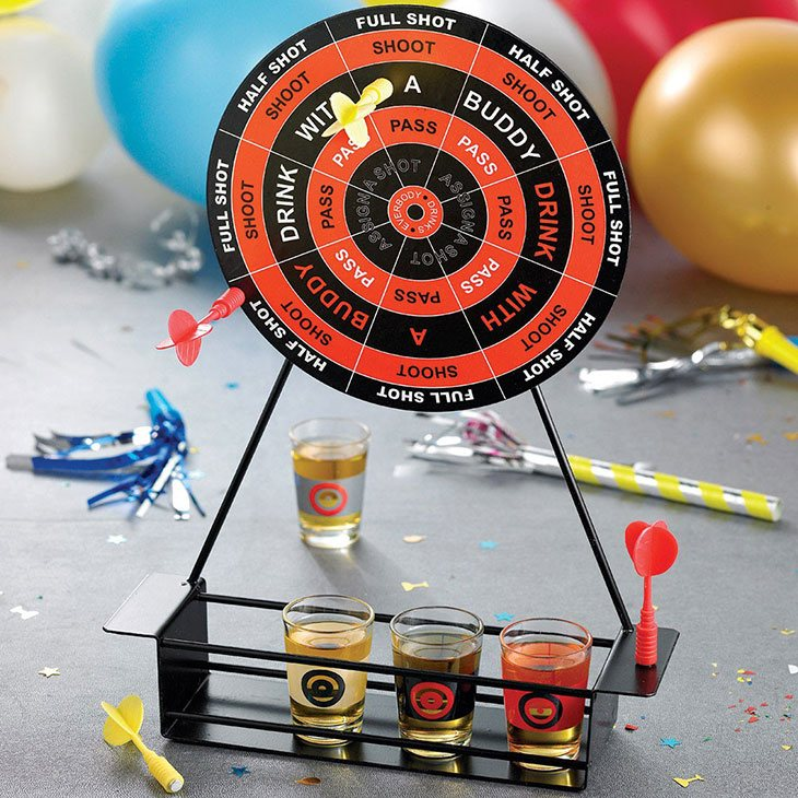 best darts drinking games
