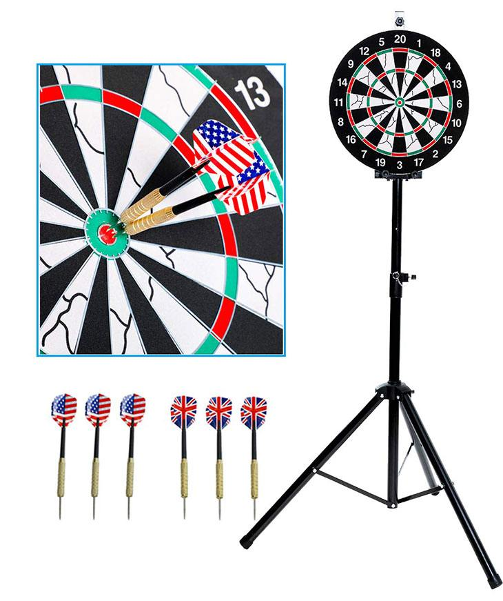 best portable dartboard stand