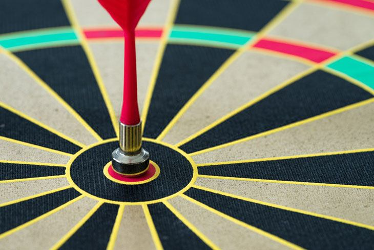 best magnetic dart board review