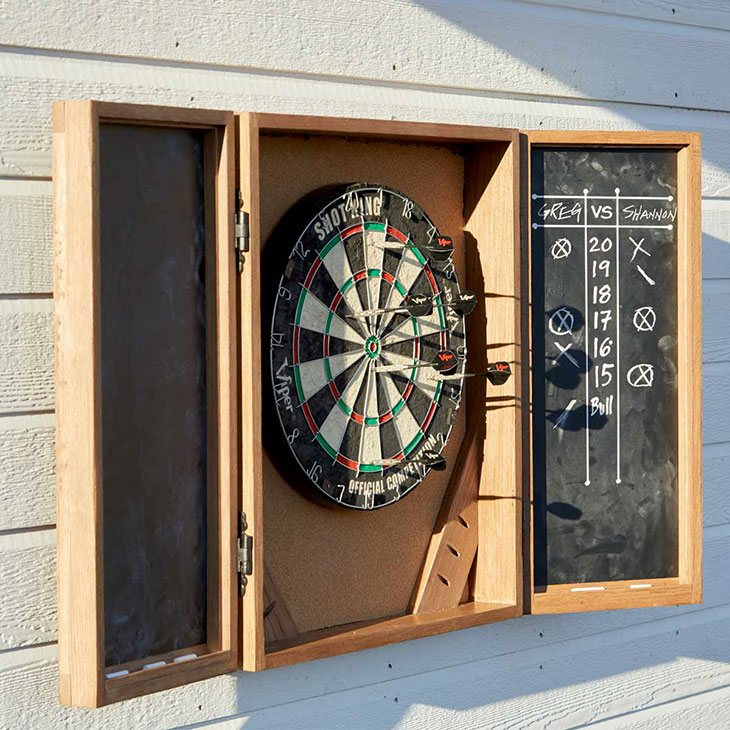what can i use to protect my wall from darts