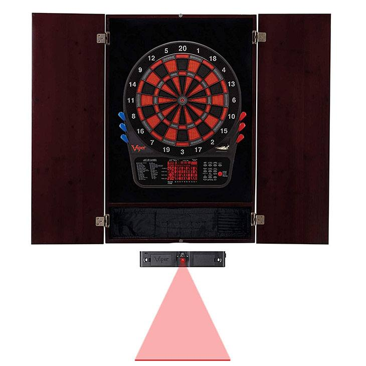 best soft tip electronic dartboard