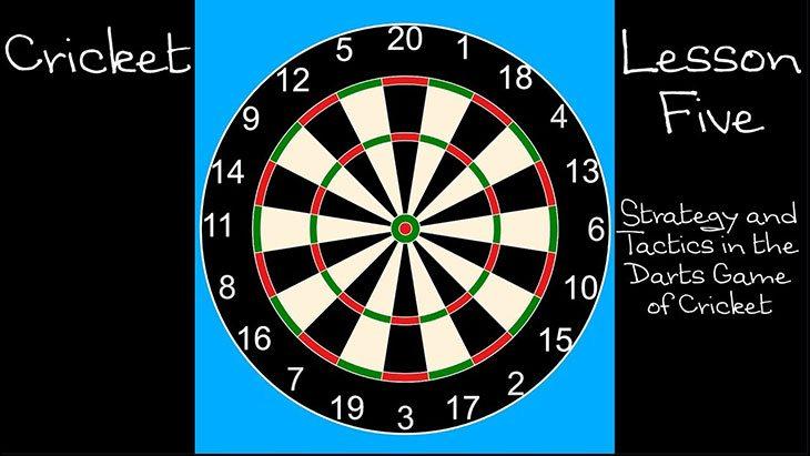 how to play darts cricket youtube