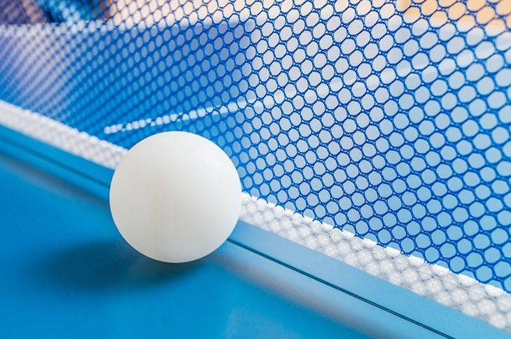best ping pong table nets