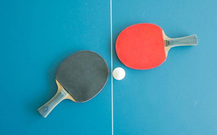 best allround table tennis rubber