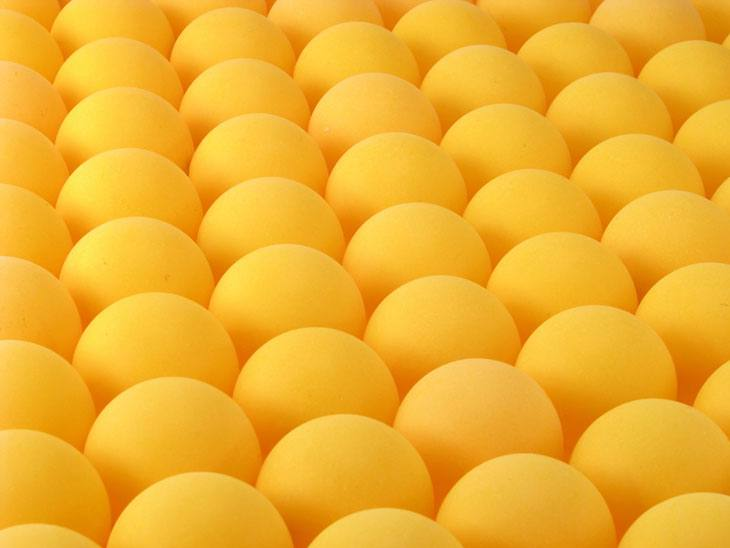 best ping pong ball for outside