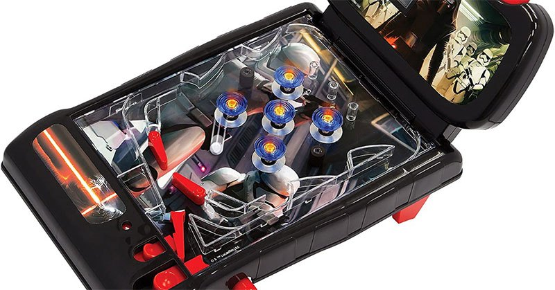 best tabletop pinball machine