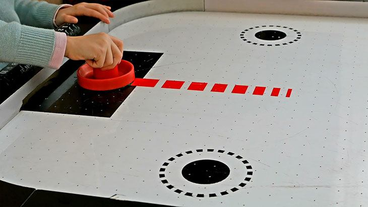 the best table top air hockey