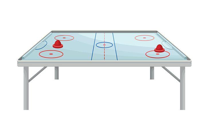 best table air hockey