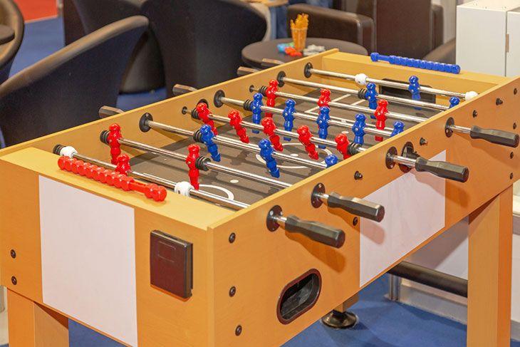 best mini foosball table