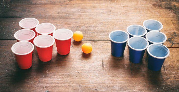 best pool beer pong table