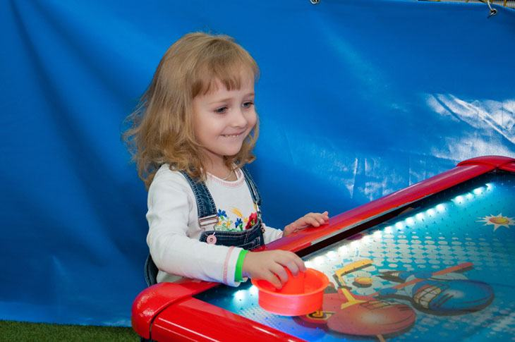 what is the best table top air hockey game