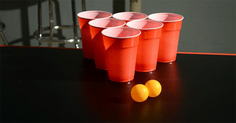 best beer pong tables
