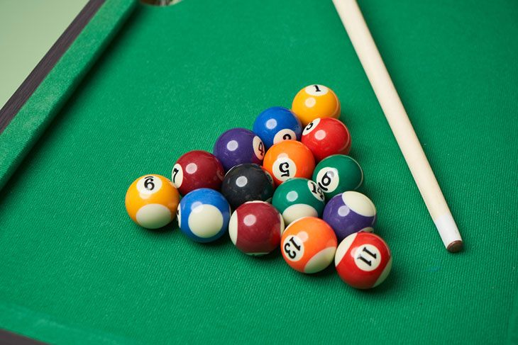 best way to cover a pool table
