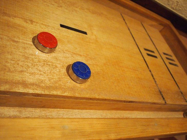 best wax for shuffleboard table