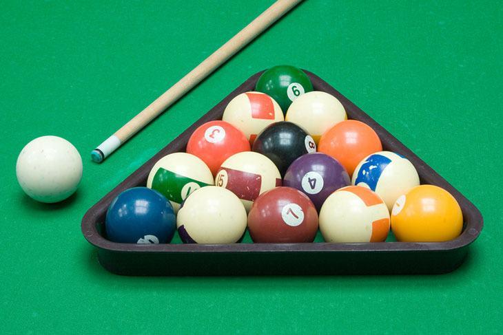 best tournament pool balls