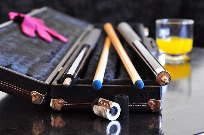 what's the best pool cue case