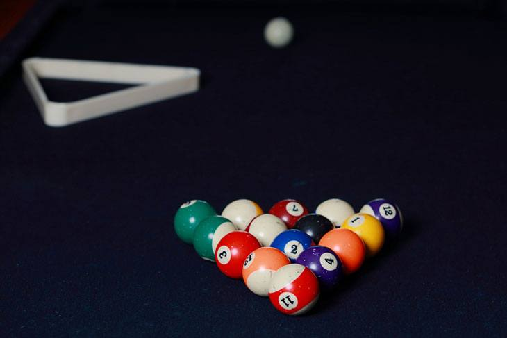the best folding pool table