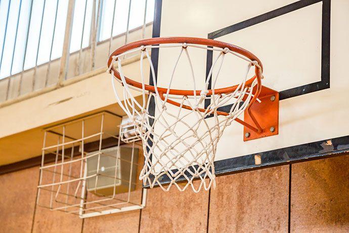 best mini basketball system