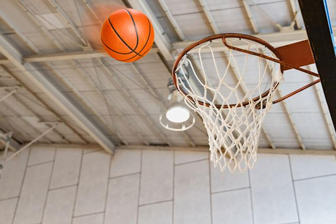 best mini basketball hoop for wall